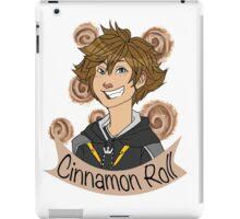 Cinnamon Roll Sora iPad Case/Skin
