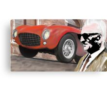 Il Commendatore Canvas Print