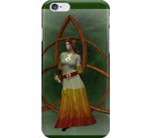 Celtic Beauty in Chain iPhone Case/Skin