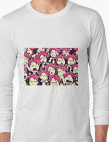 Mini Natsu Long Sleeve T-Shirt
