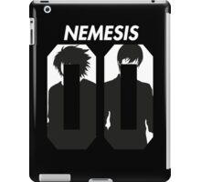 Light and L : NEMESIS 00 iPad Case/Skin