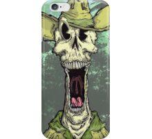 Dead Skipper iPhone Case/Skin