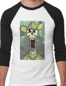 Dead Skipper Men's Baseball ¾ T-Shirt