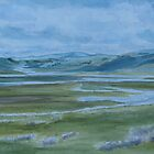 Wet Summer in Big Sky Country by JennyArmitage