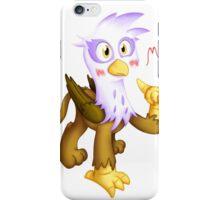 Blushing Gilda iPhone Case/Skin