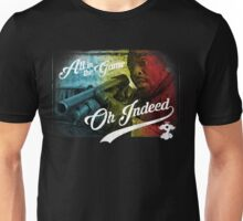 Omar Little - Oh Indeed (Rainbow) - Cloud Nine Edition Unisex T-Shirt