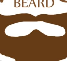 Viking Beard Sticker