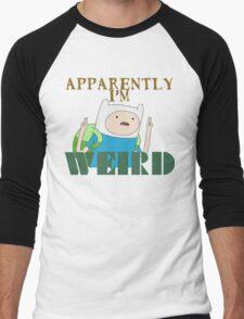 I'm Weird... Men's Baseball ¾ T-Shirt