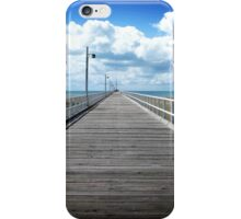 Jetty - Hervey Bay- Australia iPhone Case/Skin
