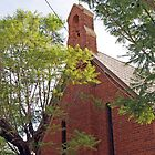 All Saints Anglican Church, Condoblin, NSW by Jan Stead JEMproductions