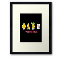 The Cannibals Framed Print