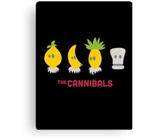 The Cannibals Canvas Print