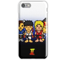 Steet Fighter II - Bape Collaboration Collection (Poster 1) iPhone Case/Skin