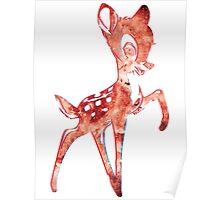 Bambi   Candy Apple   Rosette Nebula Poster