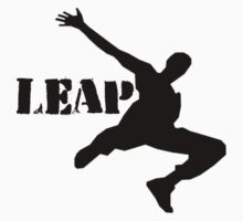 Leap by BigFluffyFozzie