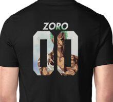 Roronoa Zoro 00 Unisex T-Shirt
