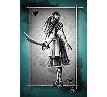 Welcome back to the wonderland Photographic Print