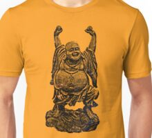 Happy Buddha | Starry Night Unisex T-Shirt