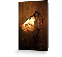 ~ Lily of the Lamp ~ Greeting Card