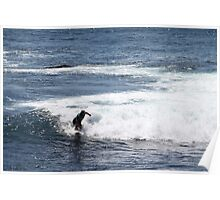 Hitting the waves.... Poster