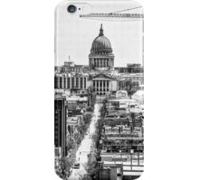 Madison Under Construction iPhone Case/Skin