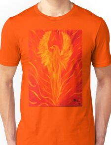 Through the Fire and the Flames Unisex T-Shirt