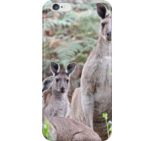 Ever Felt Like You're Being Watched? iPhone Case/Skin