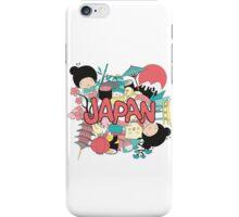 Cute Japan! iPhone Case/Skin
