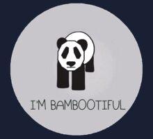 I'm Bambootiful Kids Clothes