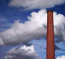 Halifax Chimney by sedge808