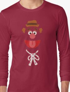 Fozzie Bear Long Sleeve T-Shirt