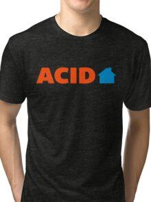 Acid House Music Quote Tri-blend T-Shirt
