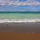 Lake Huron by Megan Noble