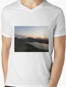 Muckish Mountain  -  Co. Donegal Ireland  Mens V-Neck T-Shirt