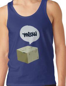 Warren's Shirt - Schrodinger's Cat Tank Top