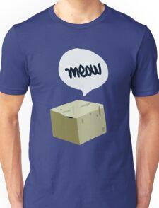 Warren's Shirt - Schrodinger's Cat Unisex T-Shirt
