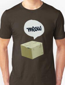 Warren's Shirt - Schrodinger's Cat T-Shirt