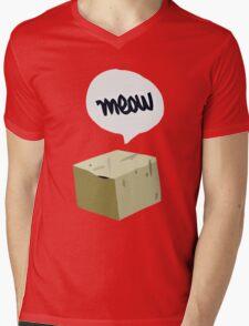 Warren's Shirt - Schrodinger's Cat Mens V-Neck T-Shirt
