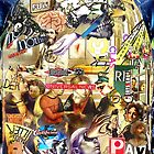 Rock & Roll Collage. by Andrew Nawroski