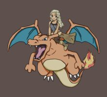Charizard and Daenerys by Stephen0C