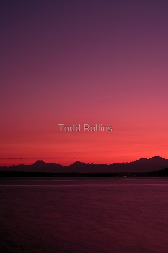 20 Seconds Of Summer In The Pacific Northwest. by Todd Rollins