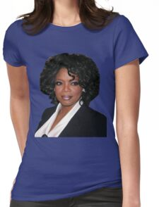Josh's Oprah Shirt Womens Fitted T-Shirt