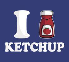 I Heart Ketchup T-Shirt