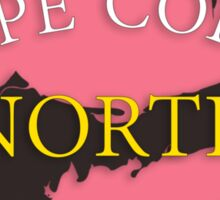 Cape Cod - North Beach Sticker