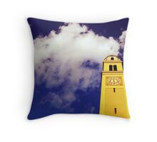 LSU Memorial Tower Throw Pillow