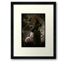 Stormbringer- french kisses Framed Print