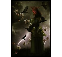 Stormbringer- french kisses Photographic Print