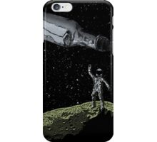 Space Castaway iPhone Case/Skin