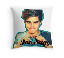 Joe SUgg Throw Pillow