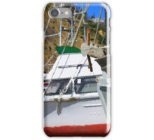 Boats In Drydock iPhone Case/Skin